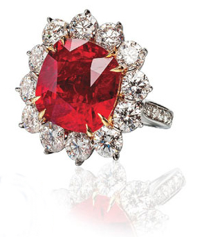Loose Rubies at The Ross Jewelry Company