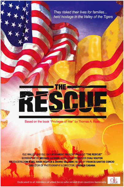 The Rescue . . . Coming to a theater near you.