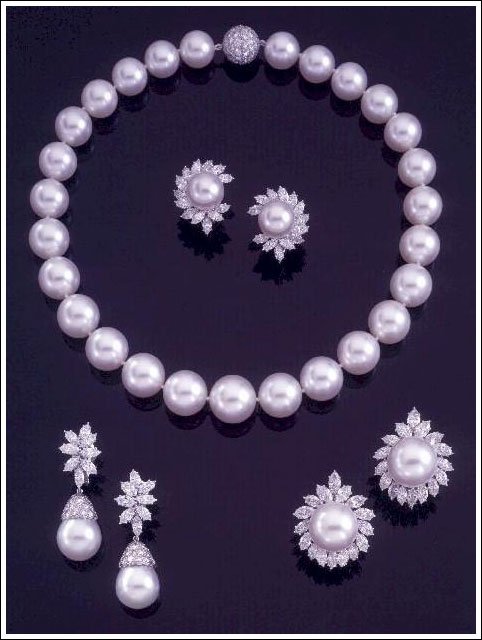 South Sea Pearls at The Ross Jewelry Company